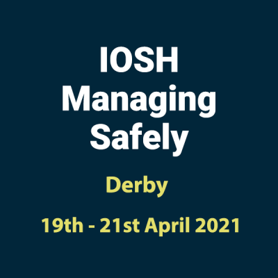 20210419 Managing Safely Training