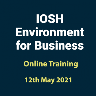 20210512 Environment for Business Training