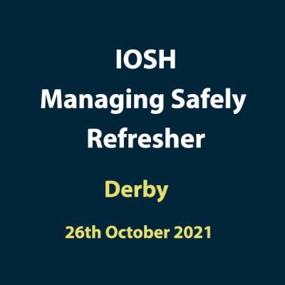 20211026 Managing Safely Refresher