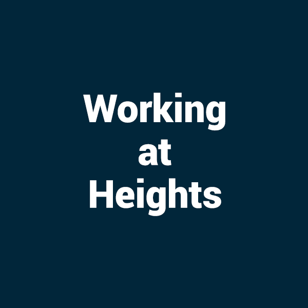Category Bespoke Working At Heights Training Course in Derby