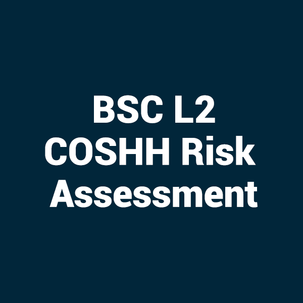 Course Page Link to the BSC COSHH Risk Assessment Training Courses in Derby Details