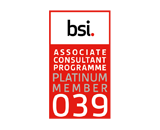 Logo for BSI - Platinum Member